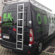 Project: Wrapping E.K. Electrics bestelwagen