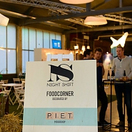 Ontwerp: Levi Party Rental - Project: Paneel Nightshift forex